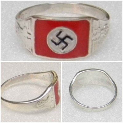 WWII_German_Ring_111