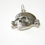 Totenkopf SS Dead Head Necklace